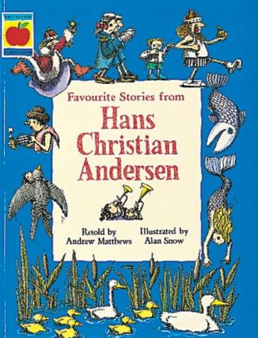 Favourite Stories from Hans Christian Andersen (Orchard Collections) by Hans Christian Andersen