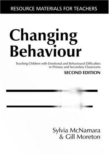 Changing Behaviour