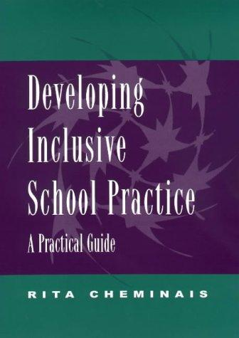 Developing inclusive school practice by Rita Cheminais