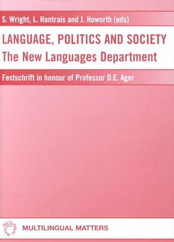 Language, politics, and society by