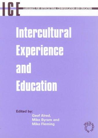 Intercultural experience and education by