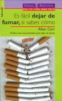 Libro de segunda mano: Es fácil dejar de fumar si sabes como