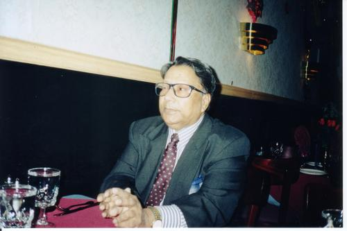 Photo of Manzooruddin Ahmed